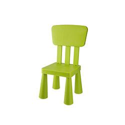 Modüler Mini Sandalye - Yeşil