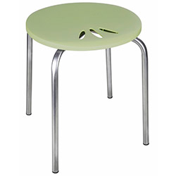 Modelsa Plastik Tabure - Yeşil