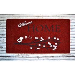 Giz Home ME407502 Kapı Önü Paspası - 40x75 cm