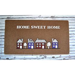 Giz Home ME407514 Kapı Önü Paspası - 40x75 cm