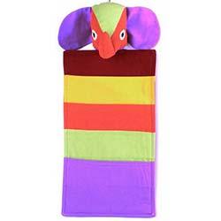 Fil Figürlü Renkli Dolap Düzenleyici