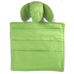 Fil Figürlü Dolap Düzenleyici - Yeşil
