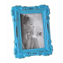 Secret Vintage Çerçeve - Mavi