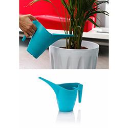 Mini Garden SU-T Çiçek Sulama Kabı (Turkuaz) - 1 Litre