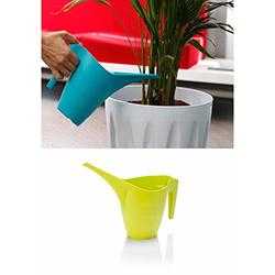 Mini Garden SU-Y Çiçek Sulama Kabı (Yeşil) - 1 Litre