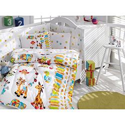 Cotton Box Oyun Bahçesi Bebek Uyku Seti - Turkuaz