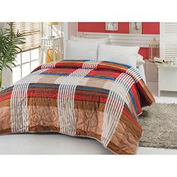 Nefnef Home V23 Tek Kişilik Yatak Örtüsü - 160x220 cm