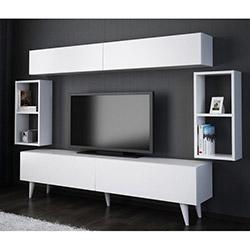 Comfy Home Viola Tv Ünitesi - Beyaz
