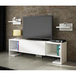 House Line Aron Tv Ünitesi - Beyaz
