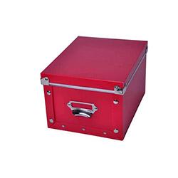 Bosphorus Plastik Kırmızı Kutu - Küçük