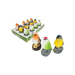 Bosphorus Z956163 Bahçe Tipi Harekete Duyarlı Sesli Kuşlar