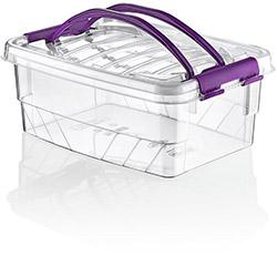 Hobby Life Plastik Saplı Taşıma Kutusu - 5 lt