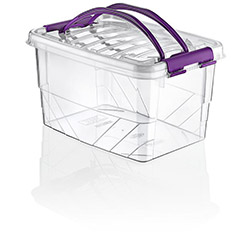 Hobby Life Plastik Saplı Taşıma Kutusu (7 Lt.) - Asorti