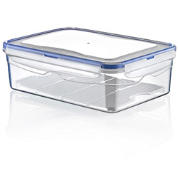 Hobby Life Plastik Dikdörtgen Sızdırmaz Saklama Kabı - 2,6 lt