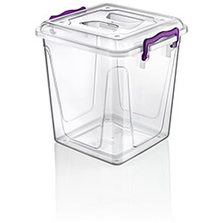 Hobby Life Plastik Kiler Box Saklama Kabı (11  Lt.) - Asorti