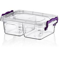 Hobby Life Plastik Bölmeli Mülti Box Saklama Kabı - 0,5 lt