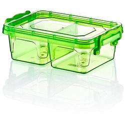 Hobby Life Plastik Bölmeli Bonbon Kutu 6'lı Saklama Kabı (500 ml.) - Asorti