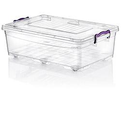 Hobby Life Plastik Tekerlekli Multi Box Saklama Kabı - 30 lt