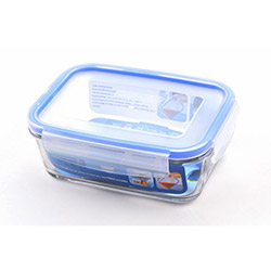 Luminarc Pure Box Dikdörtgen Saklama Kabı - 0,83 lt