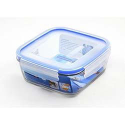Luminarc Pure Box Kare Saklama Kabı - 76cl