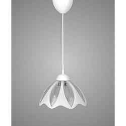 Nisa Luce Şemsiye Sarkıt - Beyaz