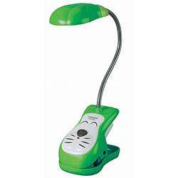 Nisa Luce Mandallı Ledli Masa Lambası - Yeşil