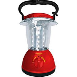 Nisa Luce 20 Ledli Kamp Feneri - Kırmızı