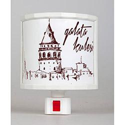 Nisa Luce İstanbul Galata Kulesi Gece Lambası
