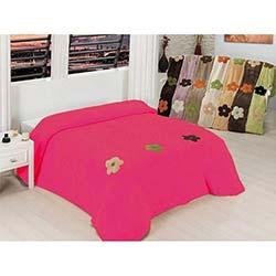 Home Comfort Papatya-C Çift Kişilik Battaniye - Fuşya
