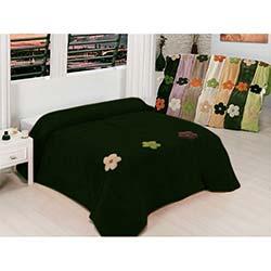 Home Comfort Papatya-T Tek Kişilik Battaniye - Yeşil