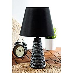 Lavianna Abajur (40 cm) - Siyah