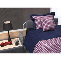 Yataş Cool Tek Kişilik Yatak Örtüsü - Lacivert