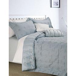 Yataş Ocean Tek Kişilik Yatak Örtüsü - Mavi