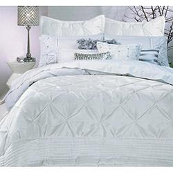 Yataş Donts Çift Kişilik Yatak Örtüsü - Beyaz