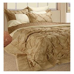 Yataş Donts Çift Kişilik Yatak Örtüsü - Vizon