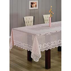Gravel (OM1011) Örgü Masa Örtüsü - 160x160 cm