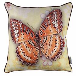 Gravel Dekoratif Baskılı Yastık - A10917
