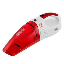 Sinbo SVC-3471 Şarjlı Süpürge - Kırmızı