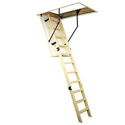 Ahşap Çatı Merdiveni - 70x120 cm Outlet