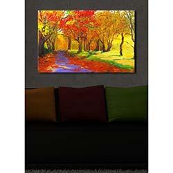 Özgül İçten Aydınlatmalı Canvas Tablo 9 - 45x70 cm