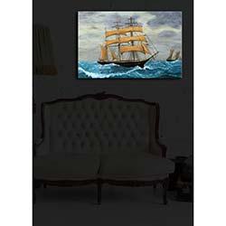 Özgül İçten Aydınlatmalı Canvas Tablo 23 - 45x70 cm