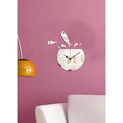 Özgül Dekoratif Kırılmaz Ayna Saat OGAS-8