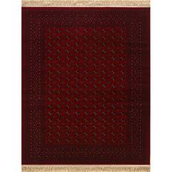 Afgan Yuvarlak Halı - 80x150 cm