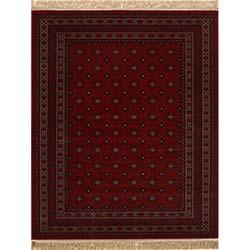 Afgan Kareli Halı - 160x230 cm