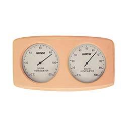 AhşapTermo-Higrometre