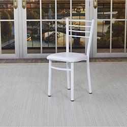 Remaks Irmak Sandalye - Beyaz