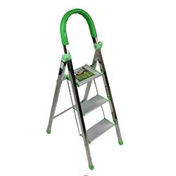 3 Basamaklı Paslanmaz Çelik Merdiven