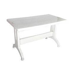 Estelia Plastik Masa (Beyaz) - 70x120 cm