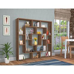 Rafline Frame Kitaplık - Ceviz