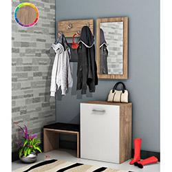Comfy Home Portmanto 2 - Antik Light